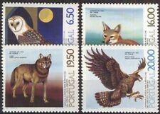 1980 Portugal Fauna Birds Environmental Protection MNH