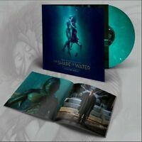Alexandre Desplat - The Shape of Water (OST) - Coloured Vinyl