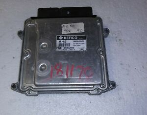 2009-2011 Kia Rio ecm ecu computer 39130-26AH5