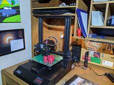 Anet ET4 Pro 3D Printer DIY 220*220*250mm TMC2208 Silent Printing Auto Leveling
