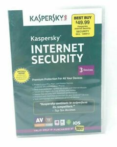 Kaspersky Internet Security  Premium Protection 3 Devices 2014 BRAND NEW #10