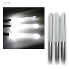 Juego de 3 Lámpara LED Solar Exterior jardín Iluminación Terraza Luz