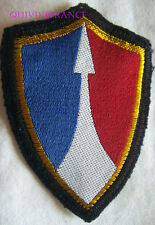 IN8917 - PATCH 2° CORPS D'ARMEE