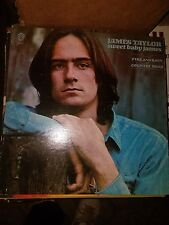 VINTAGE & CLASSIC SONGS JAMES TAYLOR SWEET BABY JAMES WB 1843 INCLUDES POSTER