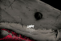 MATT RYAN TOBIN JAWS BLOOD VARIANT SCREEN PRINT - MONDO - SIGNED - SOLD OUT