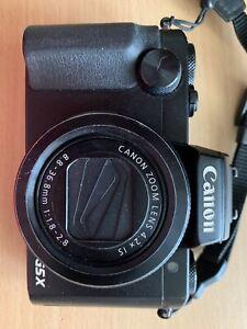 canon g5x Power Shot