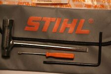 Stihl Tool kit bar wrench Carb screw driver Ellen Wrench Fits most Stihl Small