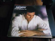 33 TOURS / LP--JULIO IGLESIAS--UN HOMBRE SOLO--1987
