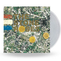 The Stone Roses - Stone Roses - New Clear Vinyl LP - National Album Day