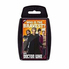 "Top TRUMPS 13744 ""dr Who 9"" Card Game"