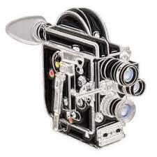 original Official Exclusive Bolex H16 16mm Movie Camera Lapel Pin Badge (UK)