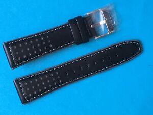 Festina Uhrband Ersatzband F20440/1 F20440  Band Strap schwarz graue Naht