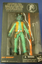 Greedo #07 MISB 1st Release STAR WARS The Black Series 2013  *NEW*