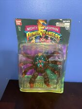 Bandai Power Rangers Evil Space Aliens. Snatch Attack Spidertron