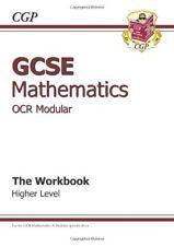 GCSE Maths OCR Modular Workbook - Higher-CGP Books