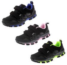 Kinder Sneaker Outdoor Trekkingschuhe Klettverschluss Sportschuhe Freizeit 20668