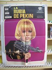89       LA RUBIA DE PEKIN MIREILLE DARC EDWARD G. ROBINSON