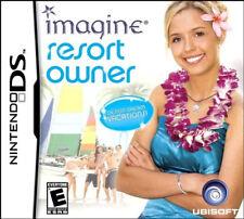 Imagine: Resort Owner NDS New Nintendo DS
