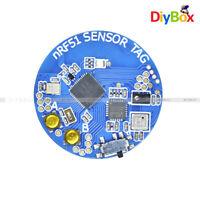 NRF51802 Bluetooth 4.0 Temperature Atmospheric Acceleration Sensor Module CR2032