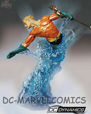 DC DIRECT MIB! DYNAMICS: AQUAMAN STATUE #1500 JLA Justice League Maquette bust