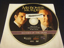 Midsomer Murders - Echoes of the Dead (DVD, 2011) - Disc Only!!!