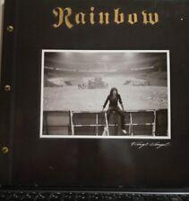 RAIMBOW - FINYL VINYL - VINILE 33 GIRI DOPPIO LP - NUOVO STAMPA TEDESCA  1986