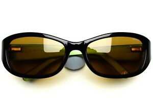 Banana Republic Sunglasses TORTOISE GREEN Brown Polarized 54-17-120 SUSAN