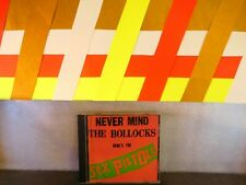 Never Mind the Bollocks Here's the Sex Pistols [PA] by Sex Pistols (CD,...