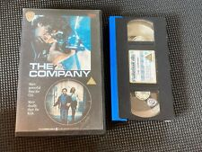 The COMPANY (1990) - WARNER BIG BOX ORIGINAL EX RENTAL VHS VIDEO. TV MOVIE.