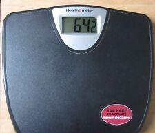 HealthoMeter Hdm770-05 Weight Bathroom Digital Scale - Black