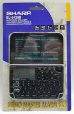 Vintage SHARP EL-6420B Electronic Organizer 8KB Memo Master Alarm NEW IN PACKAGE
