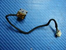 """HP dv7-4295us 17.3"""" Genuine Laptop DC-IN Power Jack w/ Cable ER*"""
