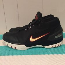 pretty nice 2c0cf 70e99 OG 2004 Nike Air Zoom Generation Size 12 LeBron James Black White Red  Vintage