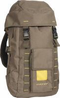 FORVERT Rucksack Backpack LASSE olive/yellow Herren Freizeitrucksack Sport