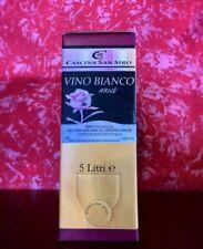 """BAG IN BOX ARNEIS 5lt """"vino bianco Arnè""""- Cascina San Siro"""