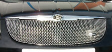 Chrysler Crossfire - Upper Grille - Silver finish (2004 to 2008)