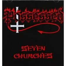 POSSESSED - SEVEN CHURCHES  CD 10 TRACKS HEAVY/DEATH METAL HARD ROCK NEU