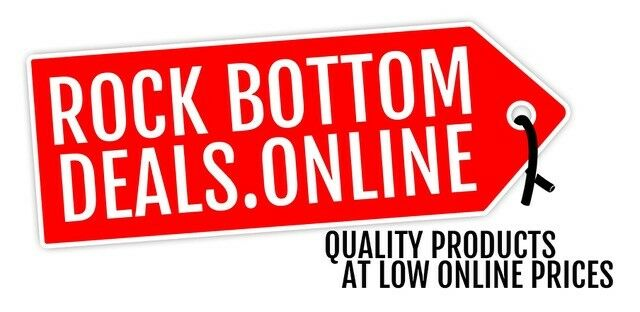 Rock Bottom Deals.Online