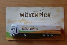 Modelo Camión Cerveza Transporte de Cerveza Man Mövenpick Nestle Schöller Hs 15