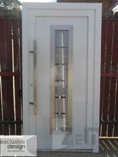 Schuco ADS 70.HI entrance door, model EXD 054 - white