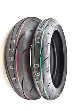 Dunlop Q3 SportMax Front & Rear Tires 120/70ZR-17 & 190/55ZR-17  32SM75/32SM65