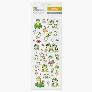 Fun Stickers Childrens Party Bag Kids Fillers Farm Animals - 13 Designs