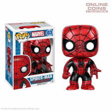 Funko Spider-Man TV & Movie Character Toys