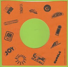 DUTCH MULTI-SLEEVE REPRODUCTION RECORD COMPANY SLEEVES - (pack of 10)