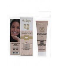 Lepo BB Cream colore Medio Scuro con protezione UV Spf 15. Idratante, Antietà.