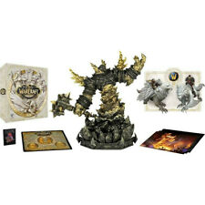 World of Warcraft 15th Anniversary Collector's Edition (PC, 2019) Ragnaros WOW