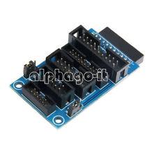 J-link Emulator Adapter V8 JTAG Adapter converter for TQ2440 MINI2440 ARM Board