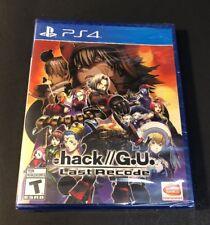 hack G.U. Last Recode (PS4) NEW