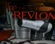 3 Revlon Perfect Heat Volumizing Turbo Hair Dryer (Silver) 1875W Open Box NEW