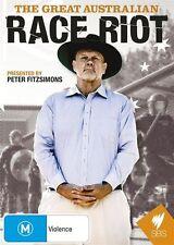 The Great Australian Race Riot (DVD, 2015) Region Free